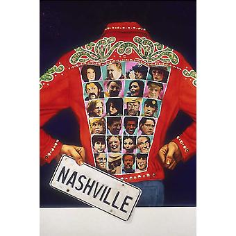 Nashville Movie Poster (11 x 17)
