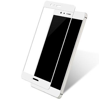 Huawei Nova 2 3D armoured glass foil display 9 H protective film covers case white
