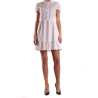 Red Valentino women's KR0VA2A02AA001 white cotton dress