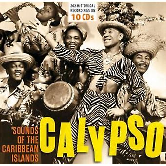 Calypso - Sounds of the Caribbean Islands by Various Artists