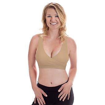 Rumina Classic Crossover Hands-Free Pump&Nurse™  Bra with Adjustable Back Clasp