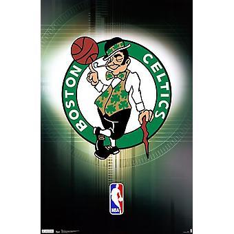 Boston Celtics - Logo 2011 Poster Print