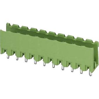 Pin enclosure - PCB MSTBV Total number of pins 10 Phoenix Contact 1758092 Contact spacing: 5.08 mm 1 pc(s)