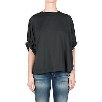 Jucca ladies J2718004 black rayon blouse