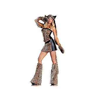 Be Wicked BW1291 6 Piece Lusty  womens costume