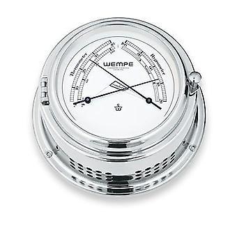 Wempe chronometer Stahlwerke Bremen II Comfortmeter CW360003
