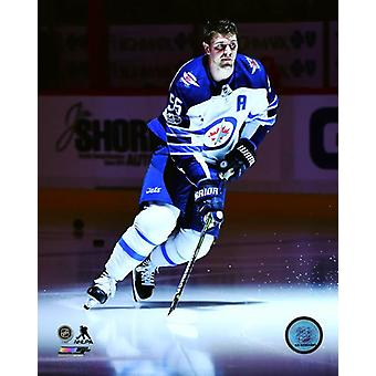 Mark Scheifele 2017-18 Action Photo Print