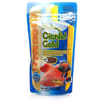 Hikari Cichlid Gold Sinking Mini Pellets, Diet for Cichlids & Tropical Fish