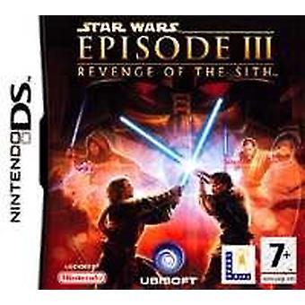 Star Wars: Episode III - la revanche de la Sith (Nintendo DS)