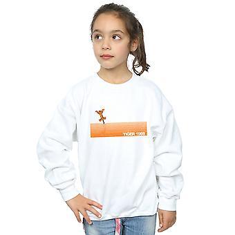 Disney jenter Ole Brumm Tigergutt 1968 Sweatshirt