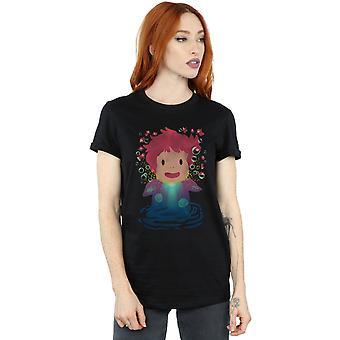 T-shirt Fit Goldfish Vincent Trinidad femminile dal fidanzato mare