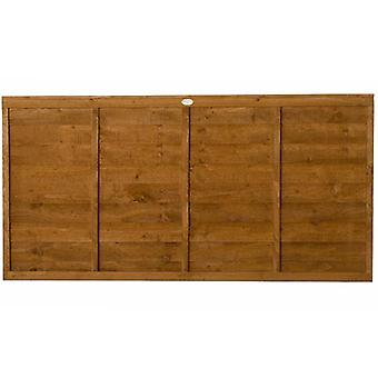 Forest Garden Premier 3ft Traditional Wooden Fence Panel