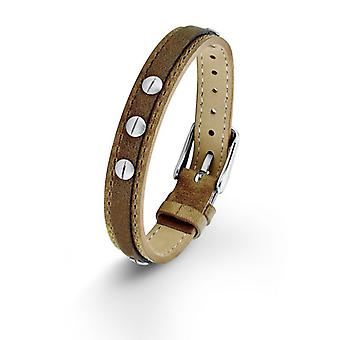s.Oliver jewel children and adolescents bracelet leather SOK155/1 - 9062331