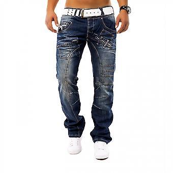 Mænds denim jeans shorts designer autentiske clubwear ødelagt Prometheus