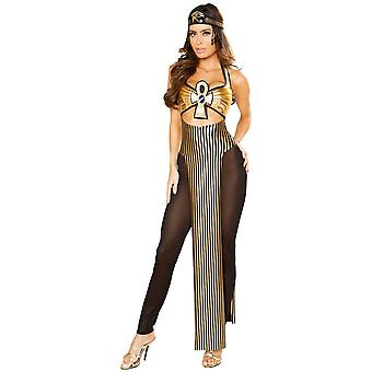 Roma RM-10114 3pc Cleopatra Womens Costume