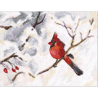 Pearl Morning Counted Cross Stitch Kit-8.75