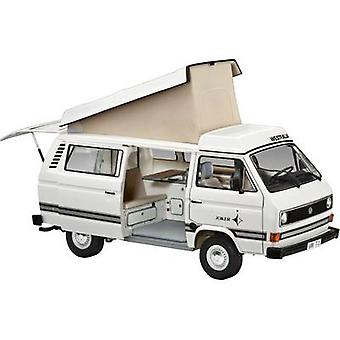 Revell 7344 Volkswagen T3 Camper Car model assembly kit 1:25