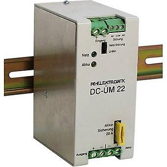 DC monitoring unit FG Elektronik DC-ÜM 22