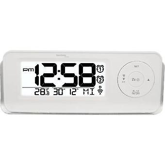 Techno Line 09599 WT 498s Radio Alarm clock White Alarm times 2