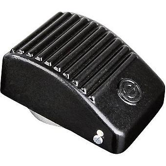 Schlegel KEF BK Foot switch 250 V AC 10 A 1-pedal 1 maker, 1 breaker IP65 1 pc(s)
