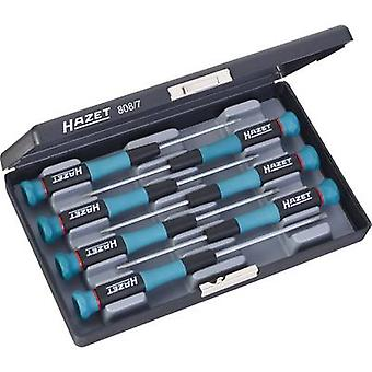 Electrical & precision engineering Screwdriver set 7-piece Hazet TORX socket