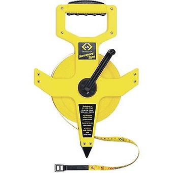 Tape measure 30 m C.K.