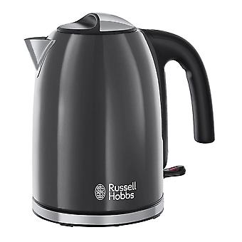 Russell Hobbs 20414 colores Plus inalámbrico hervidor 1,7 L - gris