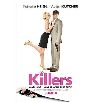 Killers Movie Poster (11 x 17)