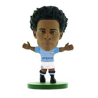 Soccerstarz Man City Leroy Sane (2019) Home Kit