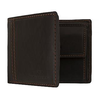 TOM TAILOR BEN mens wallet wallet purse with RFID protection Brown 7645