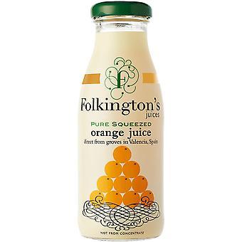 Folkingtons Orangensaft