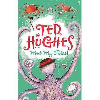 Conhecer os meus pais (principal) por Ted Hughes - George Adamson - 9780571280636 B