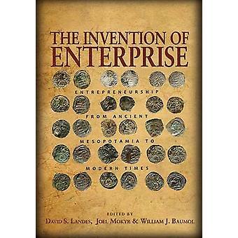 The Invention of Enterprise - Entrepreneurship from Ancient Mesopotami