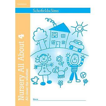 Nursery All About the Weather by Sally Johnson - 9780721708744 Book