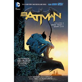 Batman - Volume 5  - Zero Year - Dark City (52nd edition) by Greg Capul