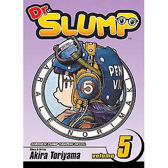 Dr. nedturen - bind 5 af Akira Toriyama - Akira Toriyama - 97814215017