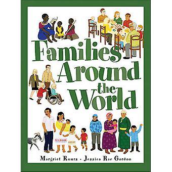Familjer runt om i världen av Margaret Ruurs - 9781894786577 bok