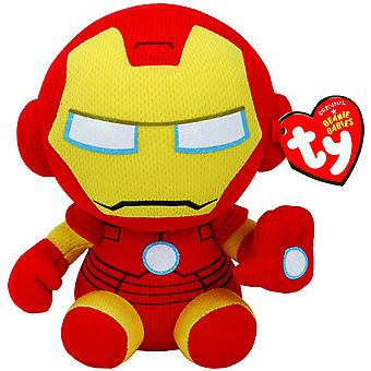 Ty Ironman Plush,�