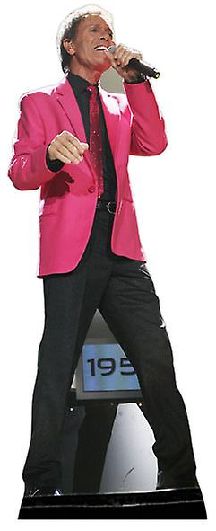 Cliff Richard 50th jubileet Tour Lifesize papp åpning / Standee