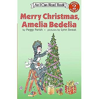 Merry Christmas, Amelia Bedelia (I Can Read Book: Level 2)