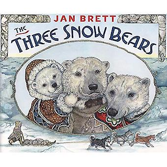 Three Bears śnieg