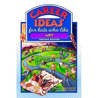 Karriär idéer för barn som tycker om konst