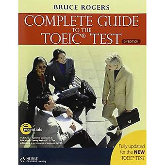 Complete Guide to the TOEIC: Text (Complete Guide to Toeic): Text (Exam Essentials)
