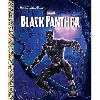 Black Panther Little Golden � Book (Marvel: Black Panther) (Little Golden Book)