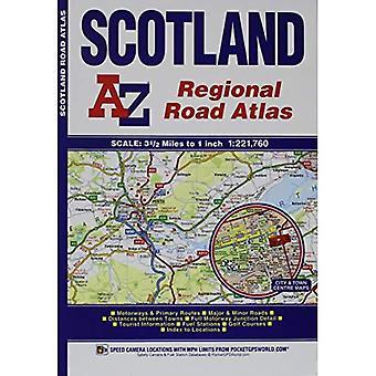 Scotland Road Atlas