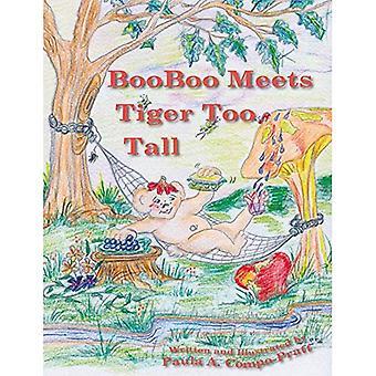 Booboo Meets Tiger Too Tall