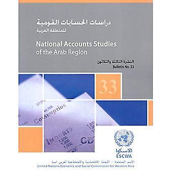National Accounts Studies of the Arab Region, Bulletin No. 33
