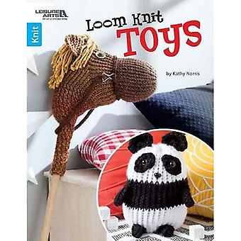Loom Knit Toys | Knitting | Leisure Arts (7113)