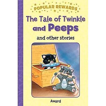 Het verhaal van Twinkle en Peeps (populaire beloningen)