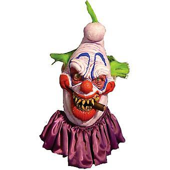 Grote baas Clown Latex masker voor Halloween